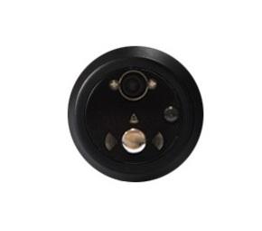 Кольцо для видеодомофона Optimus DB-01 [черный]